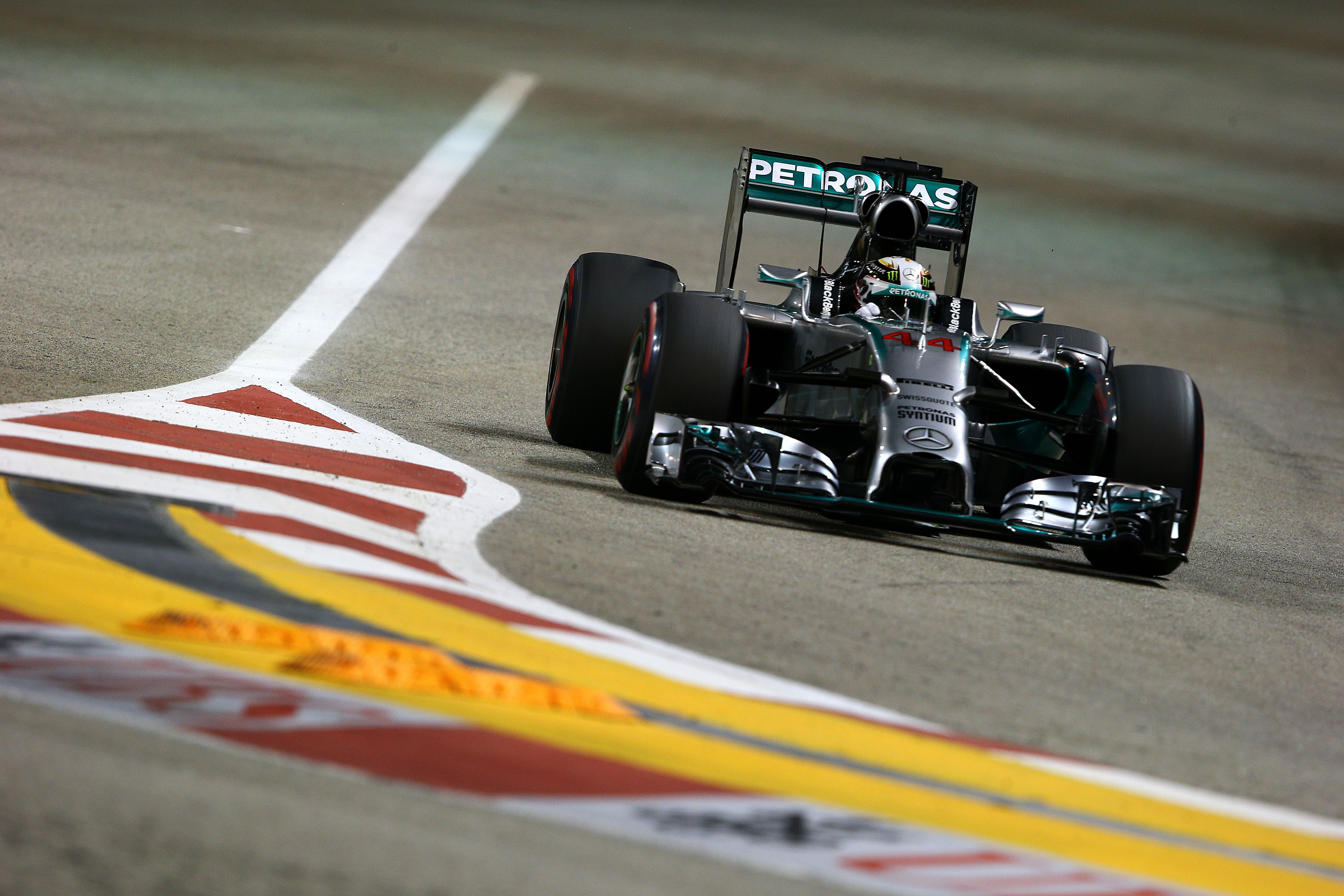F1 Grand Prix of Singapore - Qualifying