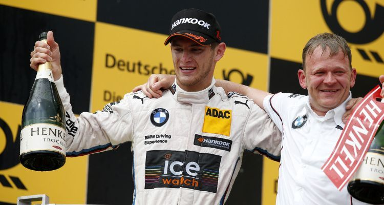 Motorsports / DTM: german touring cars championship 2014, 3. round at Hungaroring Budapest, Hungary