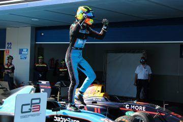 Alessio Lorand wins in Jerez