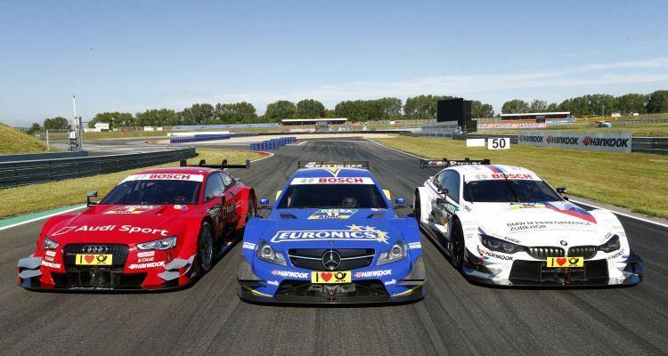 Motorsports / DTM 1. race Oschersleben