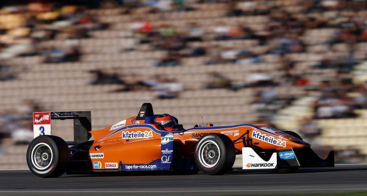 FIA Formula 3 European Championship, round 11, race 2, Hockenheim (GER)