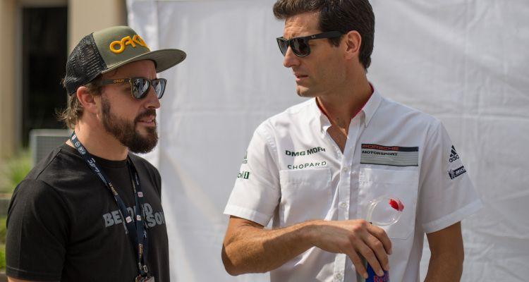 Alonso - 6 Hours of Bahrain at Bahrain International Circuit (BIC) - Sakhir - Kingdom of Bahrain