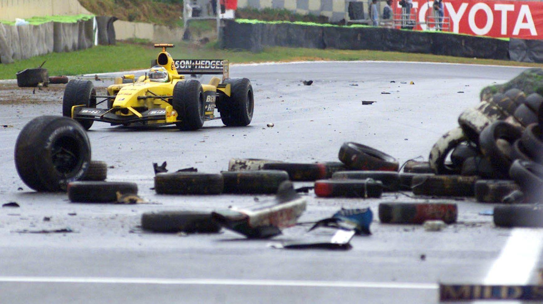 Motorsport/Formel 1: GP von Brasilien 2003