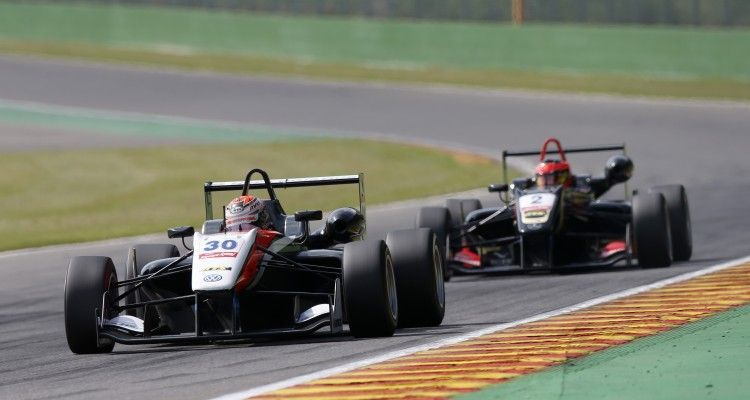FIA Formula 3 European Championship, round 5, race 3, Spa-Francorchamps (BEL)