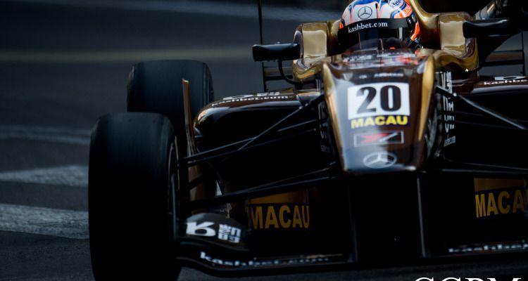 November 13-16, 2014 : 61st Macau Grand Prix, Felix Rosenqvist