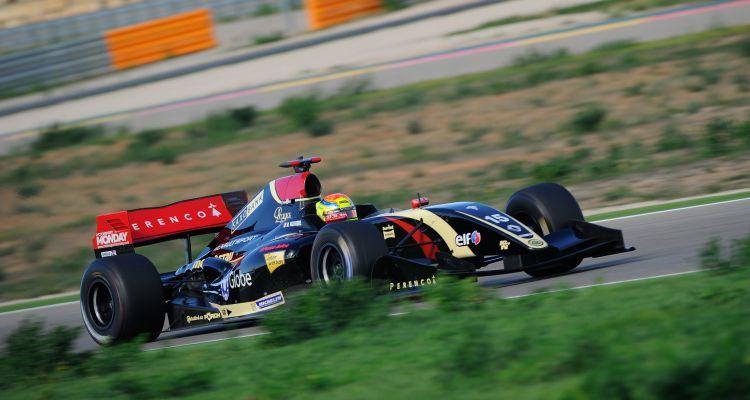 AUTO - WSR 3.5 TESTS MOTORLAND 11/ 2014