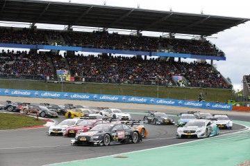 Motorsports / DTM: german touring cars championship 2014, 7. round at Nuerburgring, Germany