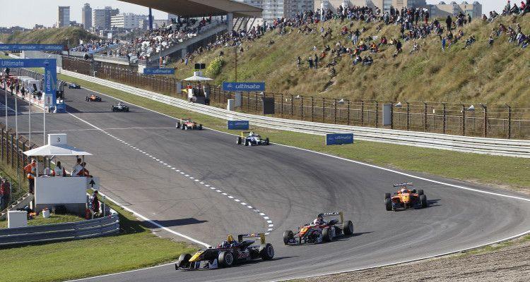 FIA Formula 3 European Championship, round 8, race 1, Zandvoort (NL)