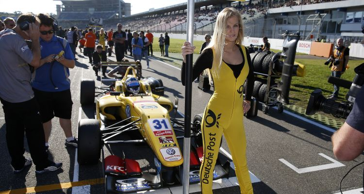 FIA Formula 3 European Championship, round 11, race 3, Hockenheim (GER)