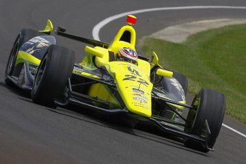 Indianapolis 500 Practice