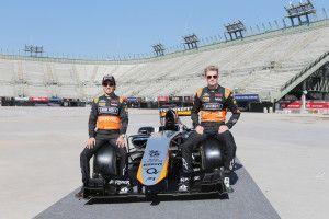 Motor Racing - Autodromo Hermanos Rodriguez Circuit Visit -  Mexico City, Mexico