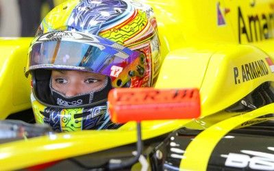 AUTO - FR 3.5 TESTS AT JEREZ 2015