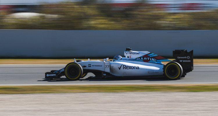 Tests F1 Montmeló 2015-22