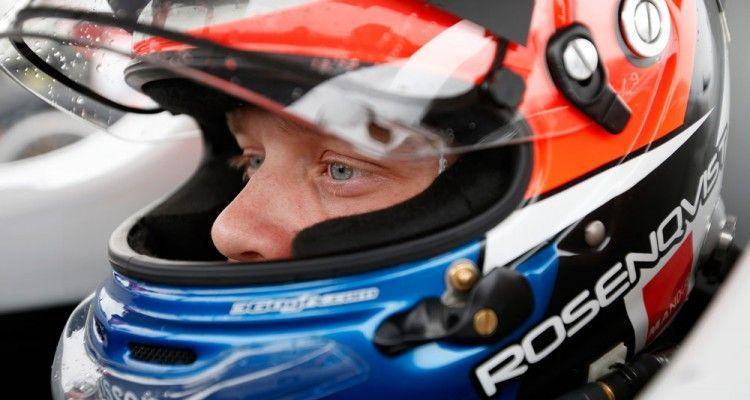 1 Felix Rosenqvist (SWE, Prema Powerteam, Dallara F312 – Mercedes-Benz), FIA Formula 3 European Championship, round 2, race 1, Hockenheim (GER) - 30. April - 3. May 2015