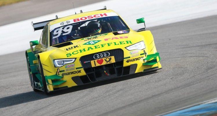 Motorsports / DTM: german touring cars championship - 1. race Hockenheimring, GER #99 Mike Rockenfeller (GER, Audi Sport Team Phoenix, Audi RS 5 DTM)