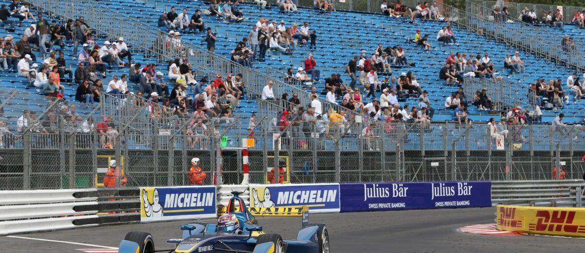 2014/2015 FIA Formula E Championship.  Monaco ePrix, Monte Carlo, Monaco, Europe. Saturday 9 May 2015  Photo: Jed Leicester /LAT/Formula E ref: Digital Image JL1_3853