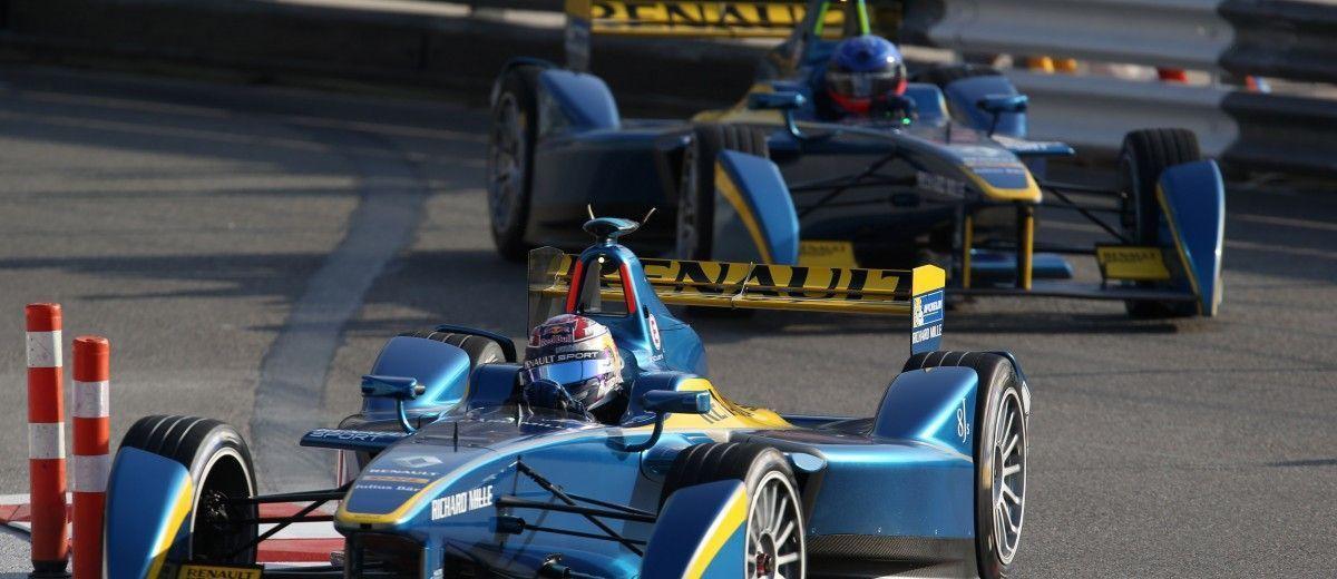 2014/2015 FIA Formula E Championship.  Monaco ePrix, Monte Carlo, Monaco, Europe. Saturday 9 May 2015  Photo: Jed Leicester /LAT/Formula E ref: Digital Image JL2_3164