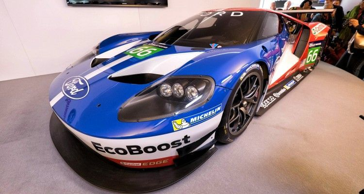 Le Mans 2015 - Ford to enter 2016 WEC