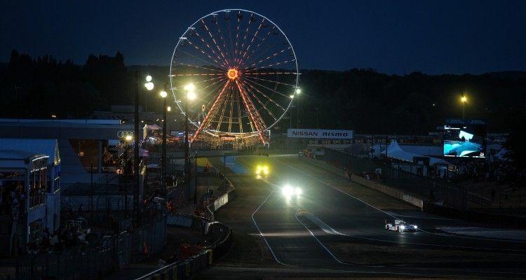 Ferris Wheel - Le Mans 24 Hours at Circuit Des 24 Heures - Le Mans - France