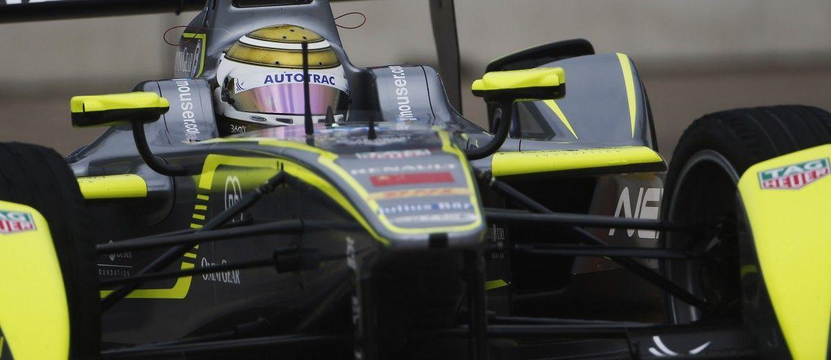 2014/2015 FIA Formula E Championship. Berlin ePrix, Berlin Tempelhof Airport, Germany. Saturday 23 May 2015  Photo: Zak Mauger/LAT/Formula E ref: Digital Image _L0U8378
