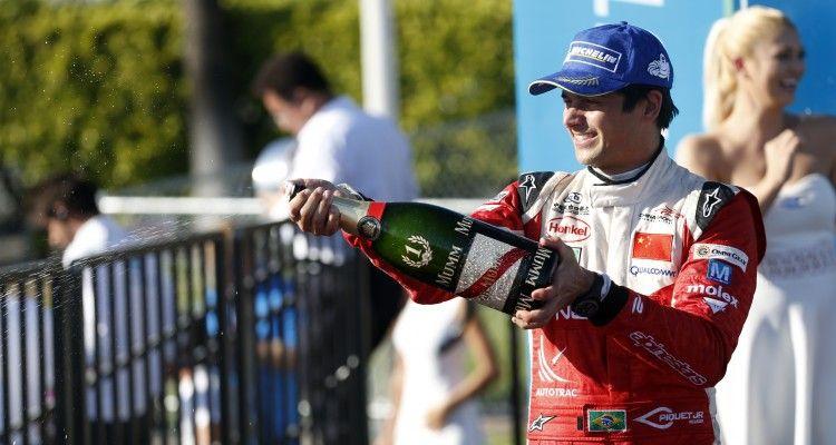 2014/2015 FIA Formula E Championship. Long Beach ePrix, Long Beach, California, United States of America. Sunday 5 April 2015  Photo: Alastair Staley/LAT/Formula E ref: Digital Image _R6T8761