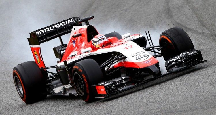 MONTMELO, SPAIN - MAY 11:  Jules Bianchi of France and Marussia drives during the Spanish Formula One Grand Prix at Circuit de Catalunya on May 11, 2014 in Montmelo, Spain.  (Photo by Clive Mason/Getty Images)