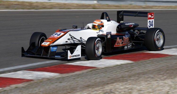 34 Markus Pommer (DEU, Motopark, Dallara F312 – Volkswagen), FIA Formula 3 European Championship, round 7, Zandvoort (NED) - 10. - 12. July 2015