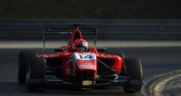 2015 GP3 Series Round 4. Hungaroring, Budapest, Hungary.  Friday 24 July 2015. Kevin Ceccon (ITA, Arden International) Photo:  Sam Bloxham/GP3 Media Service ref: Digital Image _G7C1537