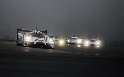 Car #17 / PORSCHE TEAM (DEU) / Porsche 919 Hybrid Hybrid  / Timo Bernhard (DEU) / Mark Webber (AUS) / Brendon Hartley (NZL) - 6 Hours of Nurburgring at Nurburgring Circuit - Nurburg - Germany
