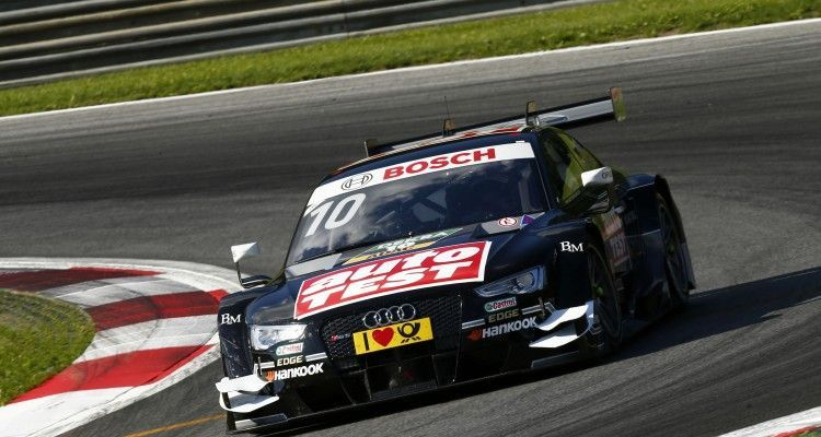 #10 Timo Scheider, Audi RS5 DTM
