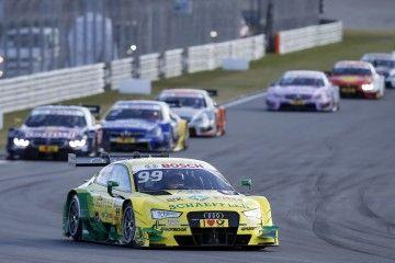 #99 Mike Rockenfeller, Audi RS5 DTM