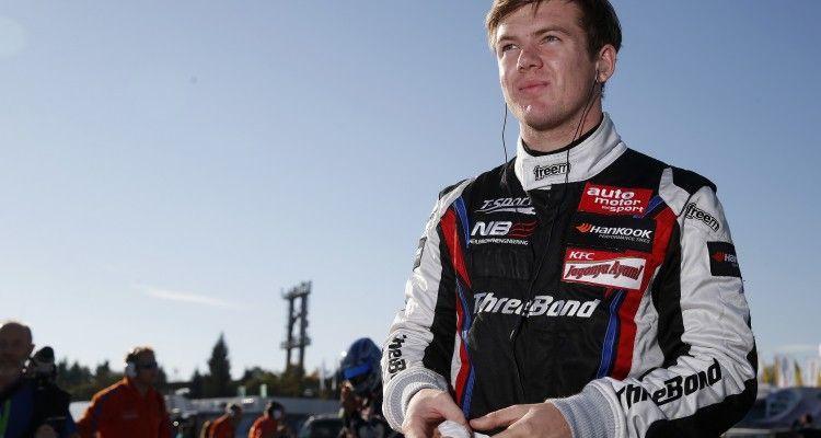 32 Nick Cassidy (NZL, ThreeBond with T-Sport, Dallara F312 - NBE), FIA Formula 3 European Championship, round 11, race 3, Hockenheim (GER) - 17. - 19. October 2014