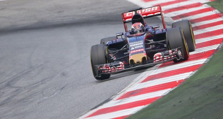 SPIELBERG,AUSTRIA,21.JUN.15 - MOTORSPORTS, FORMULA 1 - Grand Prix of Austria, Red Bull Ring. Image shows Max Verstappen (NED/ Scuderia Toro Rosso). Photo: GEPA pictures/ Christian Walgram - For editorial use only. Image is free of charge.