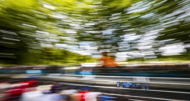 2014/2015 FIA Formula E Championship. London ePrix, Battersea Park, London, United Kingdom. Sunday 28 June 2015  Photo: Zak Mauger/LAT/Formula E ref: Digital Image _L0U0863