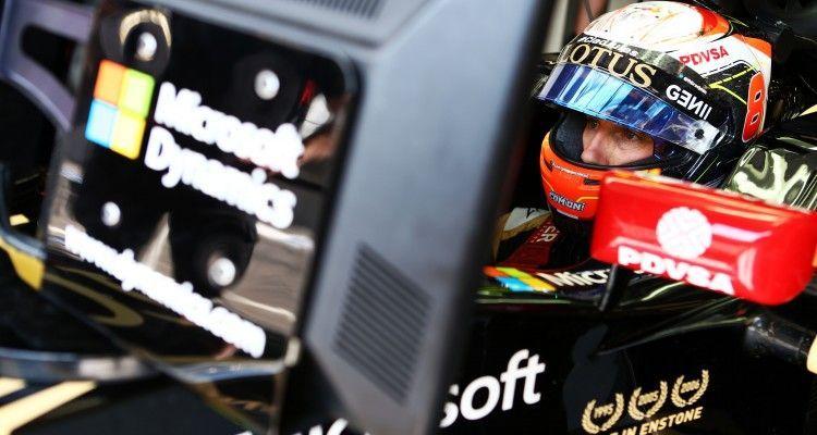 Romain Grosjean (FRA) Lotus F1 E23. Belgian Grand Prix, Friday 21st August 2015. Spa-Francorchamps, Belgium.