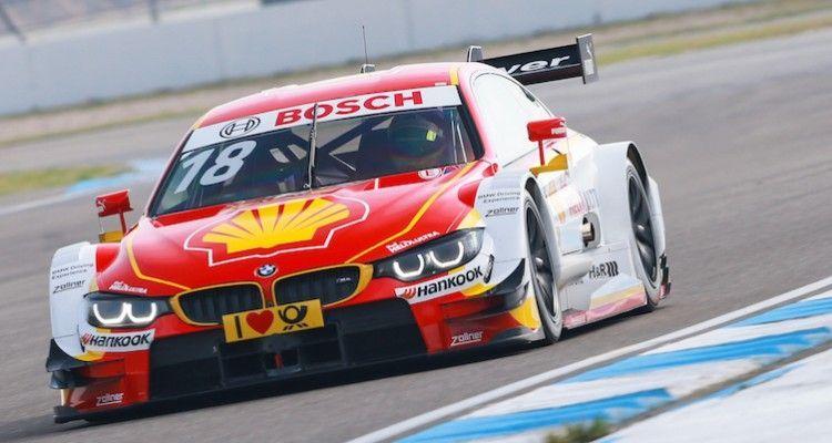 Motorsports / DTM: german touring cars championship - 1. race Hockenheimring, GER #18 Augusto Farfus (BRA, BMW Team RBM, BMW M4 DTM)