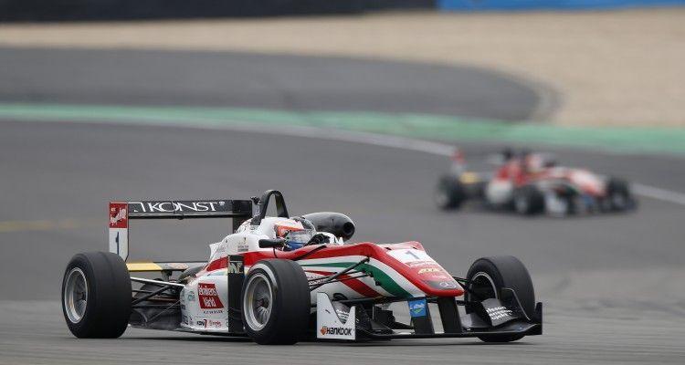 1 Felix Rosenqvist (SWE, Prema Powerteam, Dallara F312 – Mercedes-Benz), FIA Formula 3 European Championship, round 10, race 1, Nürburgring (GER) - 25. - 27. September 2015