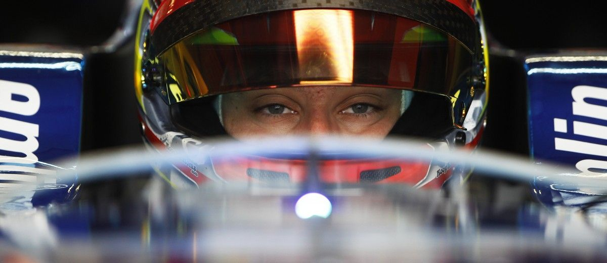 FIA Formula E Test Day, Donington Park, UK. Tuesday 25 August 2015. Robin Frijns (NLD), Andretti - Spark SRT_01E  Photo: Sam Bloxham/FIA Formula E/LAT ref: Digital Image _G7C8207