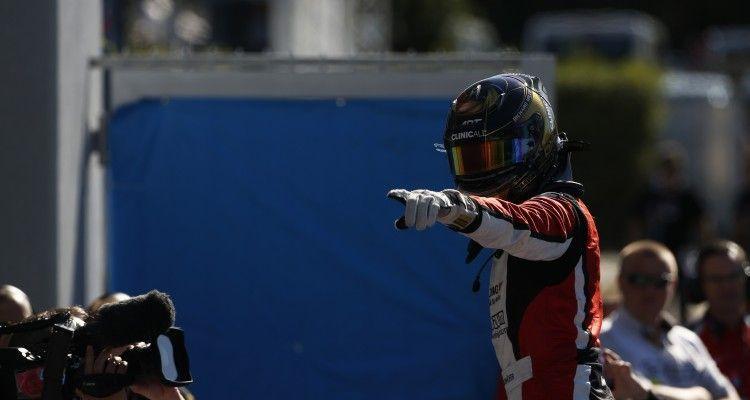 2015 GP3 Series Round 6. Autodromo di Monza, Italy. Sunday 6 September 2015. Marvin Kirchhofer (GER, ART Grand Prix)  Photo: Sam Bloxham/GP3 Series Media Service. ref: Digital Image _SBL3707