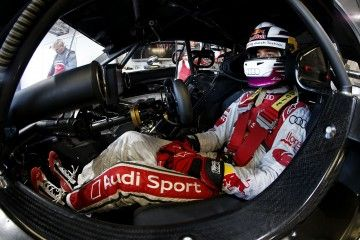 Motorsports / DTM 2012, 8. race at Oschersleben, Miguel Molina, Red Bull Audi A5 DTM #10 (Audi Sport Team Phoenix)