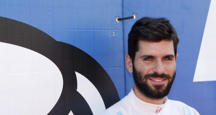 Buenos Aires e-Prix Race. Jaime Alguersuari (SPA)/Virging Racing - Spark-Renault SRT_01E  FIA Formula E World Championship. Buenos Aires, Argentina, South America. Saturday 10 January 2015.  Copyright: Adam Warner / LAT / FE ref: Digital Image _L5R6945