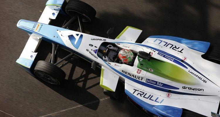 2014/2015 FIA Formula E Championship. Monaco ePrix, Monte Carlo, Monaco, Europe. Saturday 9 May 2015  Photo: Andrew Ferraro/LAT/Formula E ref: Digital Image _FER8569