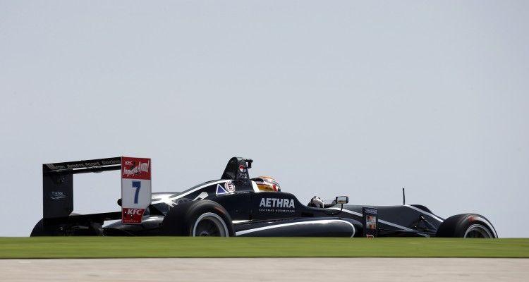 7 Charles Leclerc (MCO, Van Amersfoort Racing, Dallara F312 – Volkswagen), FIA Formula 3 European Championship, round 9, Portimão (POR) - 4. - 6. September 2015 *** Local Caption *** Copyright (c) FIA Formula 3 European Championship / Thomas Suer