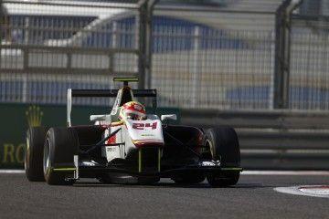2015 GP3 Series Round 9 Yas Marina Circuit, Abu Dhabi, UAE. Friday 27 November 2015. Alex Palou (ESP, Campos Racing)  Photo: Sam Bloxham/GP3 Series Media Service. ref: Digital Image _SBL7329