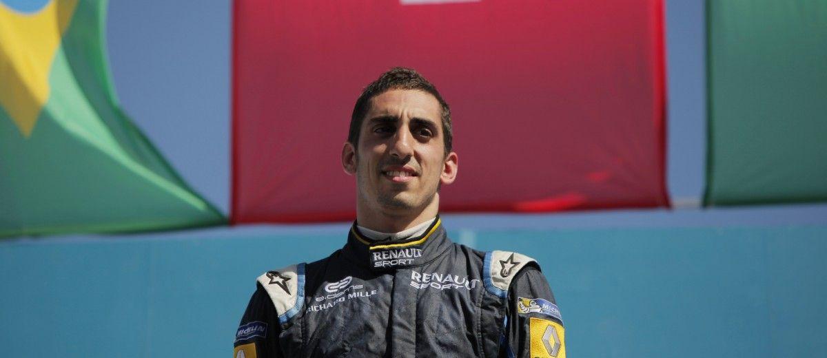2014 FIA Formula E Championship. Punta del Este ePrix, Uruguay.  Photo: Zak Mauger/LAT/FE ref: Digital Image _MG_0109