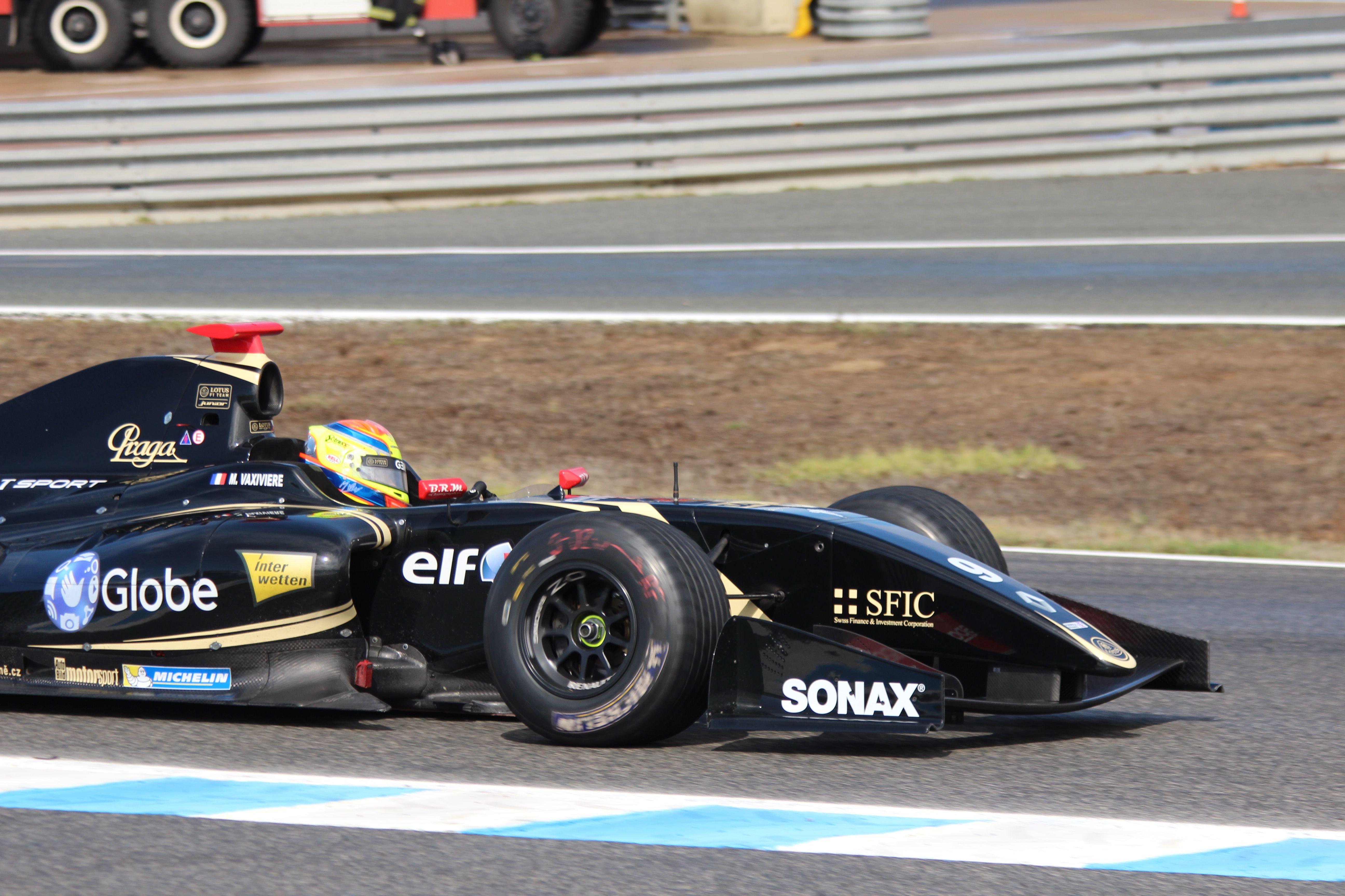Binder & Nissany joins Lotus in Formula V8 3.5 - FormulaRapida.net