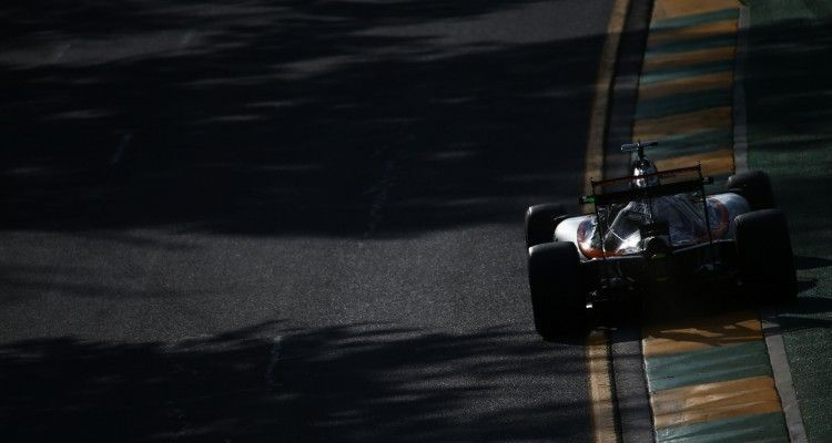 Nico Hulkenberg (GER) Sahara Force India F1 VJM09. Australian Grand Prix, Sunday 20th March 2016. Albert Park, Melbourne, Australia.