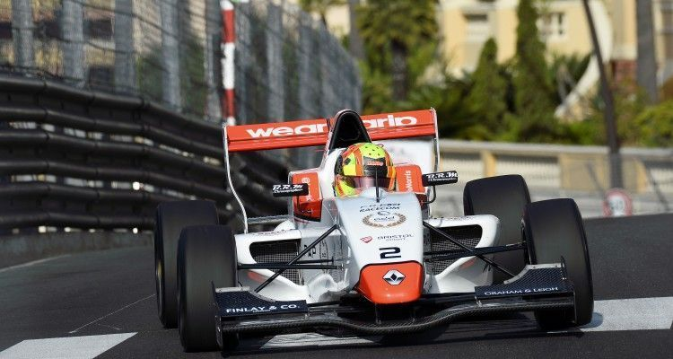 02 NORRIS Lando (GBR) JOSEF KAUFMANN RACING Action during the 2016 Formula One World Championship, Grand Prix of Monaco from on May 25 to 29 ,in Monaco - Photo Eric Vargiolu / DPPI