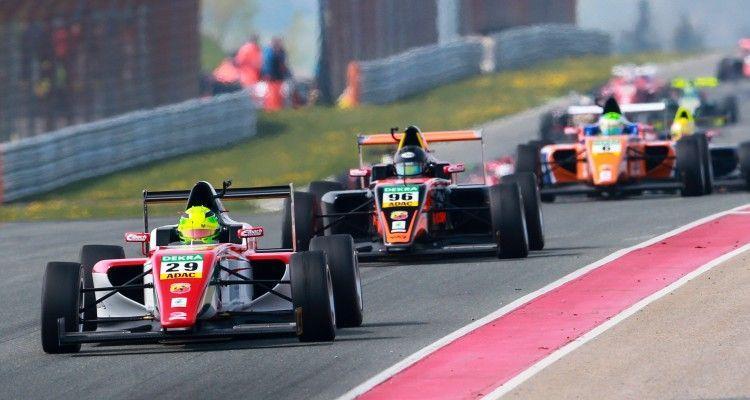 ADAC Formel 4 - 2. Event 2016 - Sachsenring, GER - Foto: Gruppe C