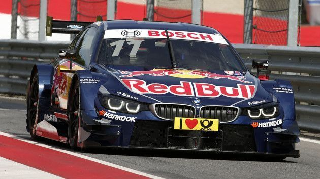 #11 Marco Wittmann, BMW M4 DTM